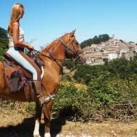Centro vacanze a cavallo Prategiano